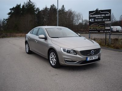 begagnad Volvo S60 D4 Momentum EURO 6