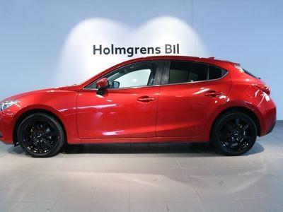 begagnad Mazda 3 2.2 DE Vision 150hk, Dragkrok, Navi