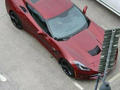 begagnad Chevrolet Corvette Z51