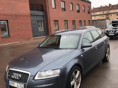begagnad Audi A6 2.0
