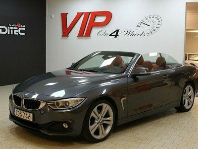 begagnad BMW 420 d Steptronic Sport line GPS 2014, Sportkupé 279 900 kr
