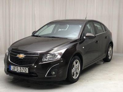 begagnad Chevrolet Cruze 1.7D ECO 5dr (130hk)