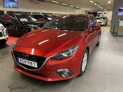 begagnad Mazda 3 2.0 165HK OPTIMUM / MAN / V-HJUL