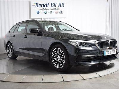 begagnad BMW 520 d xDrive/Sportline/Touring/HiFi