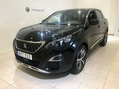 begagnad Peugeot 3008 1.6 BlueHDi 120 hk Automat GT-Line