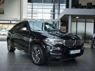 begagnad BMW X6 M50d 381hk Bang & Olufsen