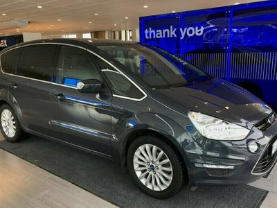 begagnad Ford S-MAX 1.6 TDCi (115hp) Business 7-sits