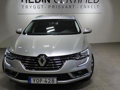 begagnad Renault Talisman DCi Executive Automat 2017, Kombi 209 000 kr