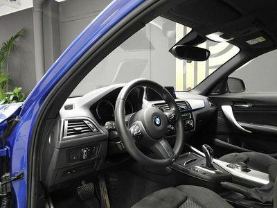 begagnad BMW M140 xDrive 5dr, F20 (340hk)