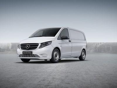 begagnad Mercedes Vito 111 CDI Skåp lång kampanjbil