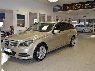 begagnad Mercedes C220 T CDI BlueEFFICIENCY Avan -12