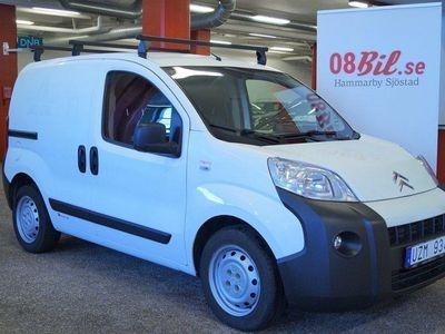 begagnad Citroën Nemo 1.2 HDi Skåp Dragkrok 2011, Transportbil 59 900 kr
