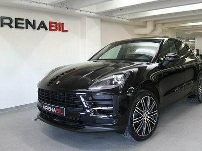 """begagnad Porsche Macan PDK PANORAMA DRAG 21"""""""