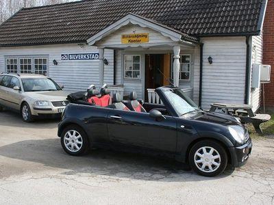 begagnad Mini Cooper Cabriolet 1,6