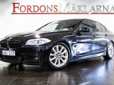 begagnad BMW 535 d m-sport värmare drag fri hemlev