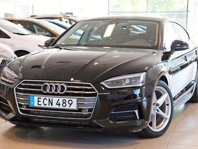 begagnad Audi A5 Sportback 2.0 TFSI S Tronic Proline Drag V-hjul