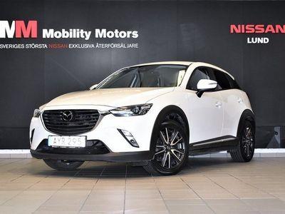 begagnad Mazda CX-3 2.0 Optimum Skyactiv-G Automat Euro 6 120hk