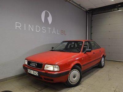 begagnad Audi 80 2.0 E 115 HK 19900MIL 1ÄGARE
