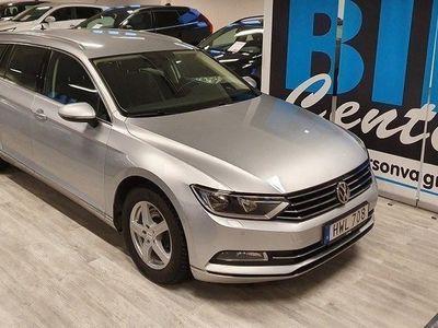 begagnad VW Passat SportsCombi 2.0 TDI SCR BlueMotion DSG Sekventiell Euro 6 190hk
