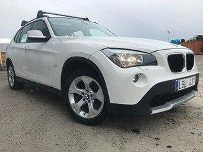 begagnad BMW X1 sDrive18i 150hk