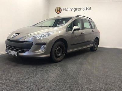 begagnad Peugeot 308 Kombi 1.6 Vti