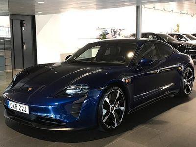 begagnad Porsche Taycan 4S 2020, Personbil 1 635 000 kr