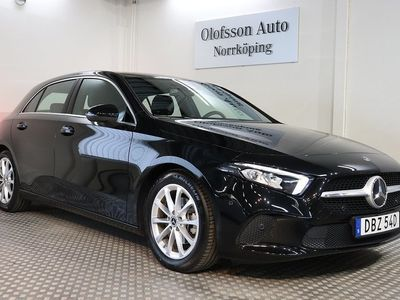 begagnad Mercedes 180 Benz A Advantagepaket 2019, Personbil 219 900 kr