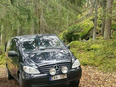 begagnad Mercedes Vito 111 CDI TouchShift