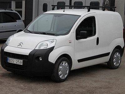 begagnad Citroën Nemo 1,3 HDI / 75hk / Start-Stop -11