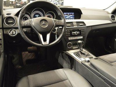 begagnad Mercedes C220 CDI Avantgarde Automat Ko -13