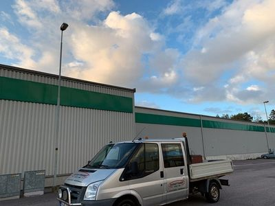 begagnad Ford Transit 2.2tdci double Cab 7-sits