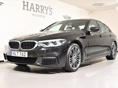 begagnad BMW 540 i xDrive, M Sport, Värmare, HK, Taklu -19