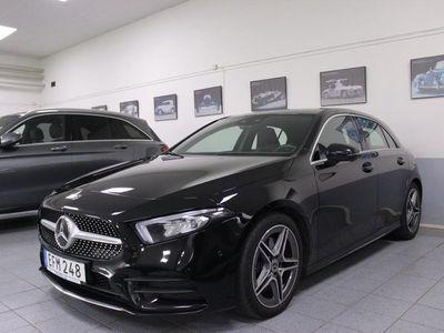 begagnad Mercedes A220 4MATIC AMG Line SE Edition, Svensksåld