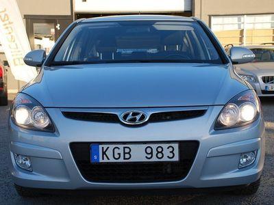 begagnad Hyundai i30 1,6 CRDI 5dr-Automat-AUX -10