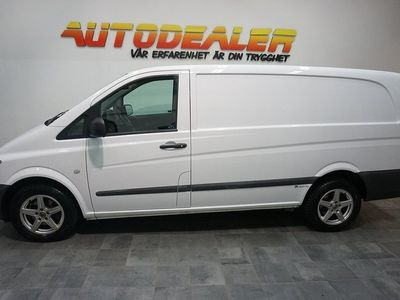 begagnad Mercedes Vito Benz 116 CDI TouchShift 2011, Transportbil 99 900 kr