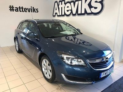 begagnad Opel Insignia 2.0TDI 140hk Drag