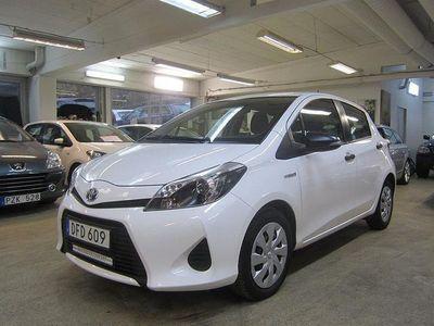begagnad Toyota Yaris XP13MA 2013, Halvkombi 125 000 kr