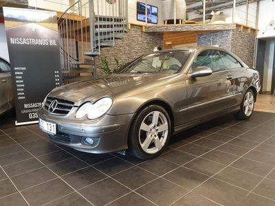 begagnad Mercedes CLK320 209CDI