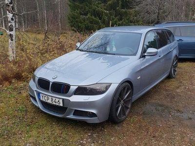 begagnad BMW 320 d M Sport