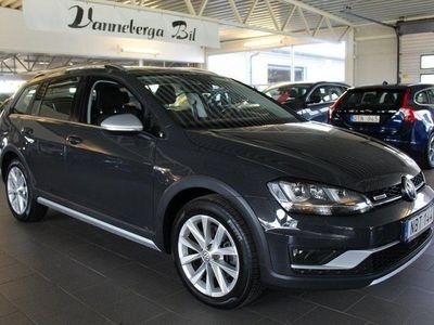 begagnad VW Golf Alltrack 2.0 TDI 4Motion DSG Sekventiell Euro 6 184hk