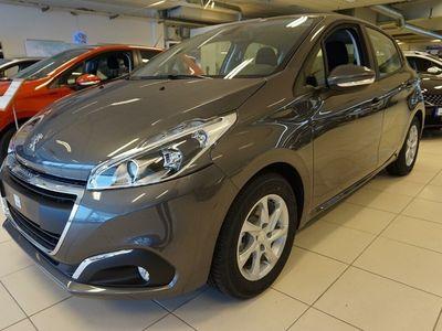 begagnad Peugeot 208 5-dörrar 1.2 VTi Active 82hk