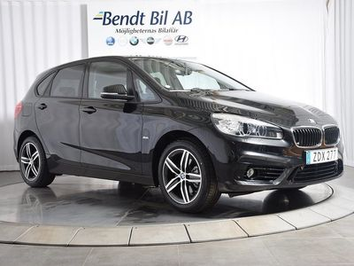 used BMW 220 Active Tourer d xDrive