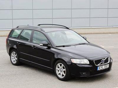 begagnad Volvo V50 D2 Momentum 115hk Besiktigad