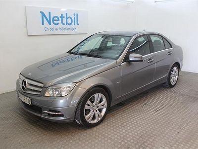 begagnad Mercedes 180 Benz C CGI M-värm 2011, Sedan 99 500 kr