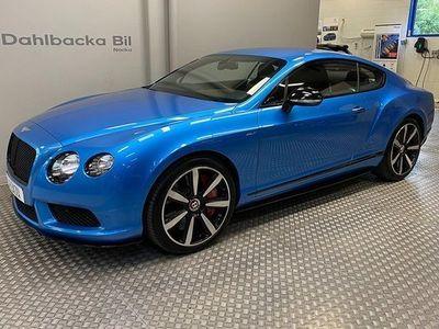 begagnad Bentley Continental GT V8 S 4.0 V8 2014, Sedan 1 149 000 kr