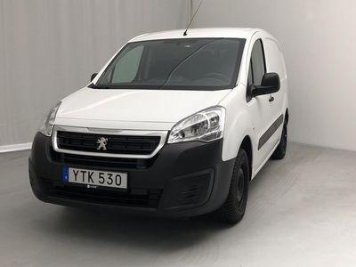 brugt Peugeot Partner 1.6 BlueHDI Skåp (100hk)