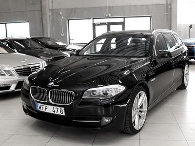 gebraucht BMW 530 d Touring Steptronic Business 258hk
