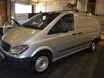 begagnad Mercedes Vito 120 CDI TouchShift 204hk