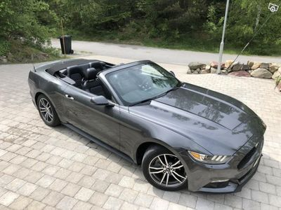 gebraucht Ford Mustang 2,3T Ecoboost Cab -16