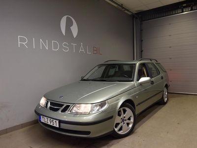 gebraucht Saab 9-5 SC 2.0t 150 HK LINEAR S&V-DÄCK